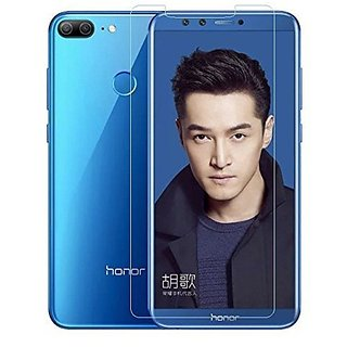 MB Communication Honor 9 Lite Screen Protector Tempered Glass (Pack of 1)