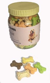Dog Biscuits Mix Flavor