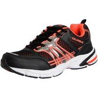 Columbus Men's KP-11 Black Orange Sports  Running Shoes