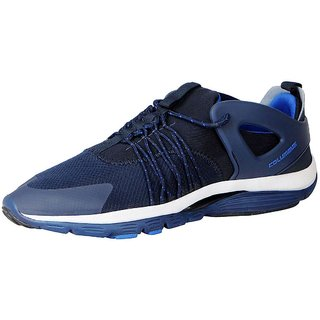 Columbus Men's BRUSSEL Navy Blue Sports  Running Shoes