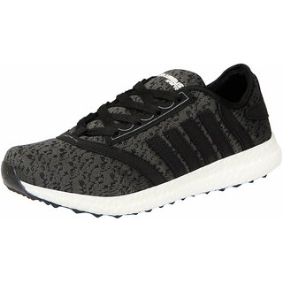 Columbus Men's SKM-03 Black Sports  Running Shoes