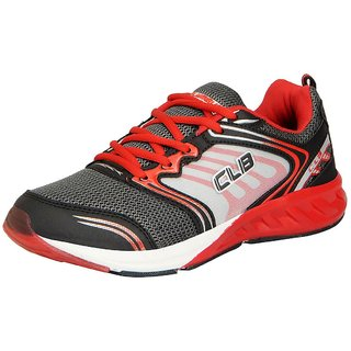 Columbus Men's SKM-23 Black Sports  Running Shoes