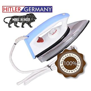 Hitler Germany Branded Dry Iron Stylo Blue