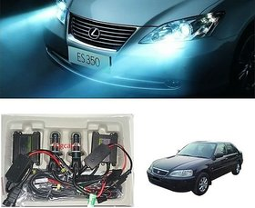 Trigcars Honda City Old Car HID Light  H-4 8000K