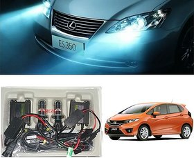 Trigcars Honda Jazz Car HID Light  H-4 8000K