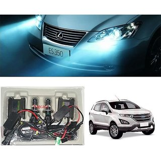 Trigcars Ford EcoSport New Car HID Light H-4 8000K