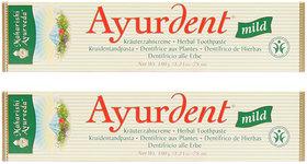 Ayurdent Mild Pack of 3