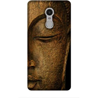 For Redmi Note 5 budha, god, baghwan, lord, jesus, cristrian, allah Designer Printed High Quality Smooth Matte Protective Mobile Case Back Pouch Cover by Human Enterprises