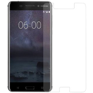 Nokia 6 Tempered Glass (Screen Protector Guard)