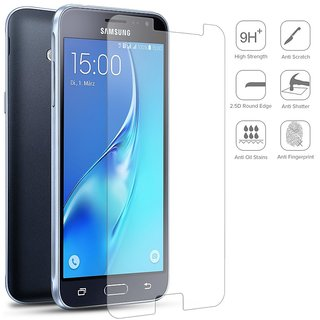 Samsung Galaxy J3 2016 Tempered Glass (Screen Protector Guard)