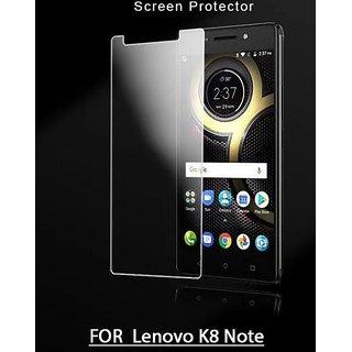Lenovo K8 Note Tempered Glass Screen Protector