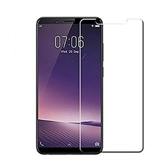 VIVO V7+ / V7 PLUS Tempered Glass (Screen Protector Guard)