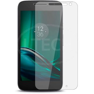Moto G4 Play Tempered Glass (Screen Protector Guard)