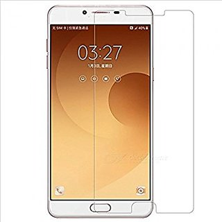 Samsung Galaxy C7 Pro Tempered Glass (Screen Protector Guard)