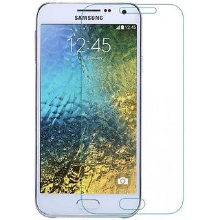 Samsung Galaxy E7 Tempered Glass (Screen Protector Guard)