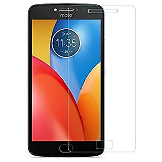 Moto E4 Plus / Moto E4+ Tempered Glass (Screen Protector Guard)