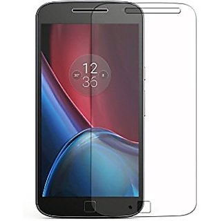 Moto G4 Tempered Glass (Screen Protector Guard)