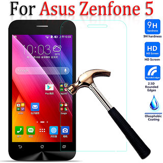Asus Zenfone 5 Tempered Glass (Screen Protector Guard)