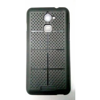 Premium Dotted Designed Soft Box Rubberised Back Case Cover for Coolpad Note 3 Lite