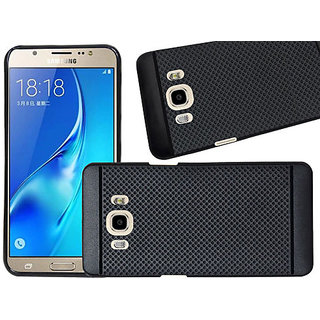 Samsung Galaxy J5 (2016) J510 Dotted Design Soft Rubberised Back Cover