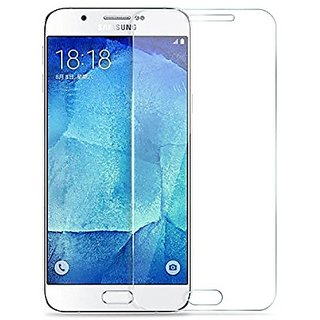 Samsung Galaxy J7 Prime Tempered Glass (Screen Protector Guard)