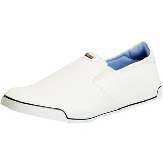 FAUSTO White Loafers countdown package online clearance footlocker pictures cheap sale pictures Manchester sale online FHKV4XKw