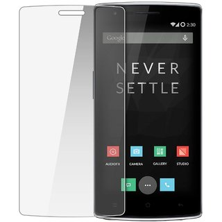 Oneplus 1 Tempered Glass (Screen Protector Guard) 1+1