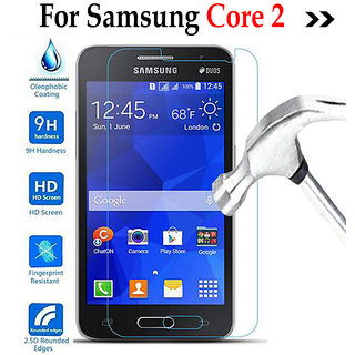 Samsung Galaxy Core 2 (G355) Tempered Glass (Screen Protector Guard)