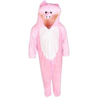Raj Costume Polyester Pig Animal Costume For Kids