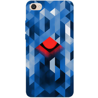 Printgasm Vivo Y55s printed back hard cover/case,  Matte finish, premium 3D printed, designer case