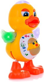 Sunshine Musical Dancing Duck, Flashing Lights, Real Dancing Action, Music