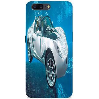 Printgasm OnePlus 5  printed back hard cover/case,  Matte finish, premium 3D printed, designer case
