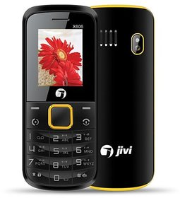 JIVI X606 DUAL SIM MOBILE PHONE WITH AUTO CALL RECORDER