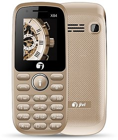 JIVI JV X84 FULL MULTIMEDIA DUAL SIM MOBILE PHONE WITH
