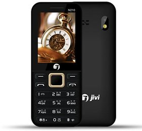 JIVI N210 FULL MULTIMEDIA DUAL SIM MOBILE PHONE WITH TO