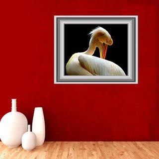 Wall Sticker Birds Design (Cover Area :- 27 X 22 inch)