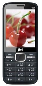 JIVI T201 FULL MULTIMEDIA DUAL SIM MOBILE PHONE WITH MI