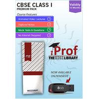 IProf's CBSE Class 1 Maestro Series Premium Pack On Pen-Drive [CLONE]