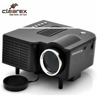 Clearex E08 Mini Home Theater USB/VGA/HD/ATV/TF-card LE