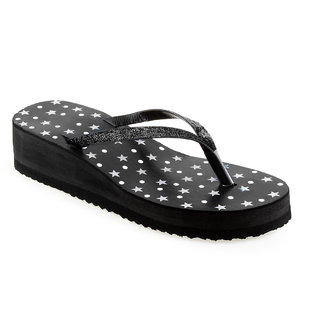 6dad7f19b Buy Vaniya shoes White Star flip flop Online - Get 18% Off