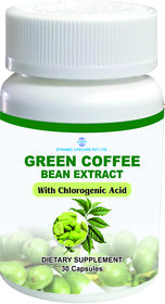 Dynamic Green Coffee Bean Extract Capsule