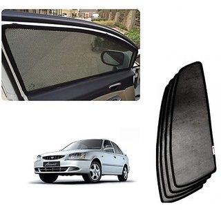 Trigcars Hyundai Accent Car Magnetic Sunshade