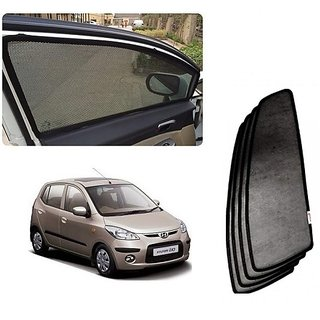 Trigcars Hyundai i10 type 1 Car Magnetic Sunshade