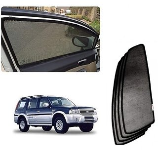 Trigcars Ford Endeavour Old Car Magnetic Sunshade