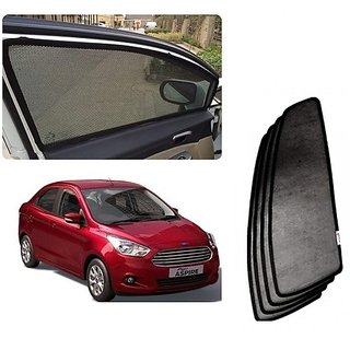 Trigcars Ford Figo Aspire Car Magnetic Sunshade
