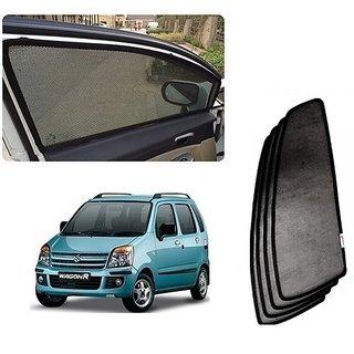 Trigcars Maruti Suzuki Wagon R 2009 Car Magnetic Sunshade
