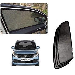 Trigcars Maruti Suzuki Wagon R 2012Car Magnetic Sunshade