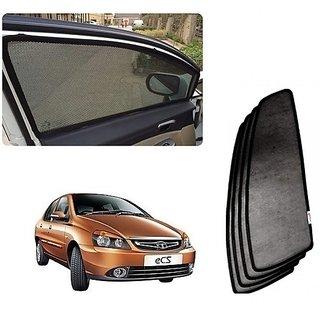 Trigcars Tata Indigo eCS Car Magnetic Sunshade