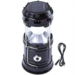 Alpha Solar Powered Lantern Chargeable Emergency Camping Light Lamp - Pack of 15