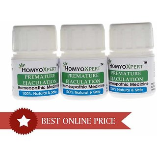 HomyoXpert Premature Ejaculation Homeopathic Medicine For One Month